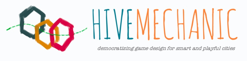 Hive Mechanic: democratizing game design for smart and playful cities